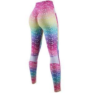 High Waisted Leggings Scrunch Butt Yoga Pants